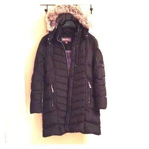 Eddie Bauer Women's mid length winter coat
